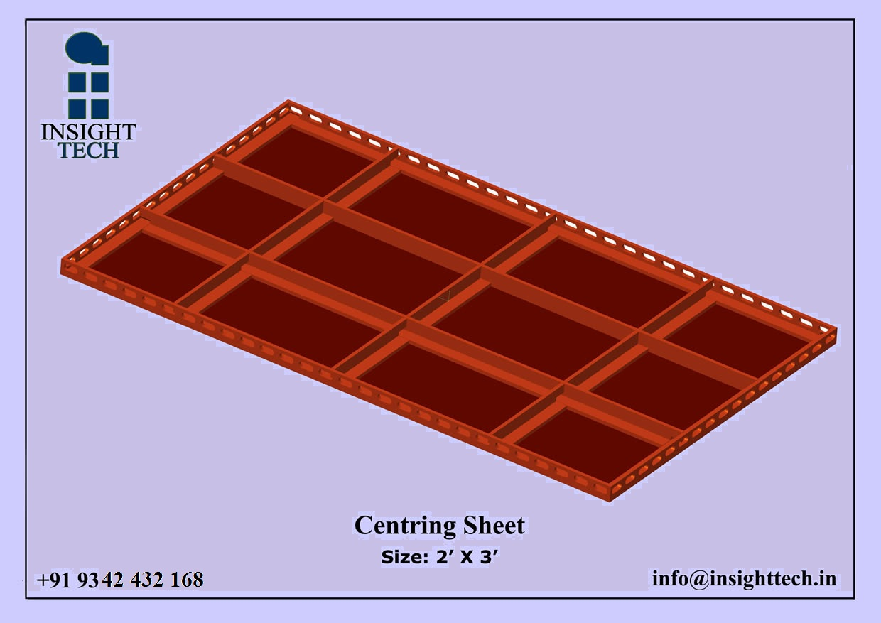 Centring(Centering) Sheet Manufacturers and Suppliers