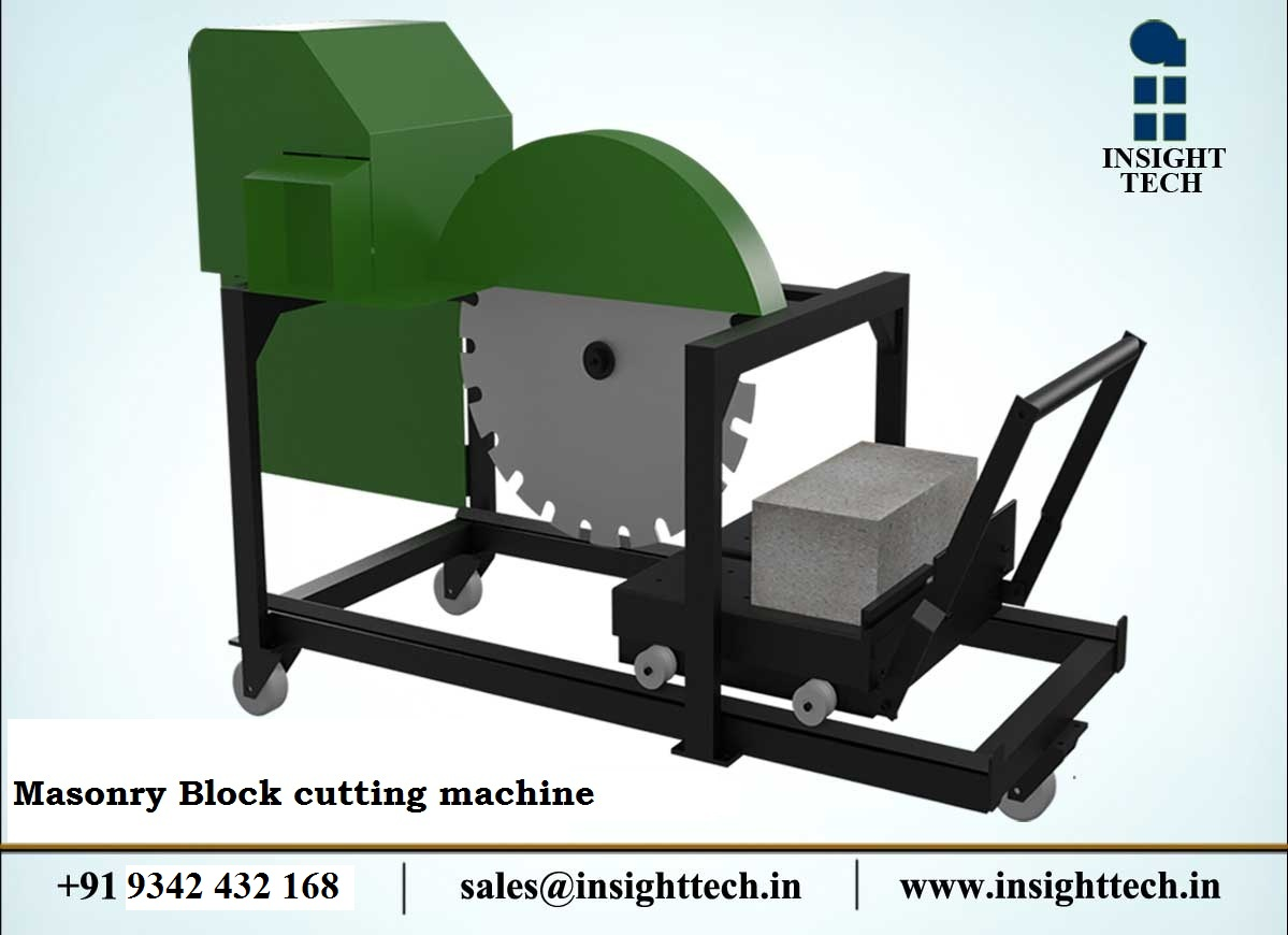 Insight Tech Manufacturers Amp Suppliers Of Masonry Saw